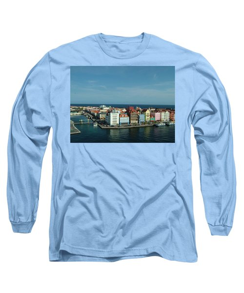 Willemstad Curacao Long Sleeve T-Shirt