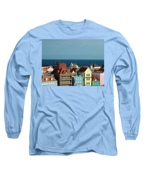 Williemstad Curacoa Long Sleeve T-Shirt