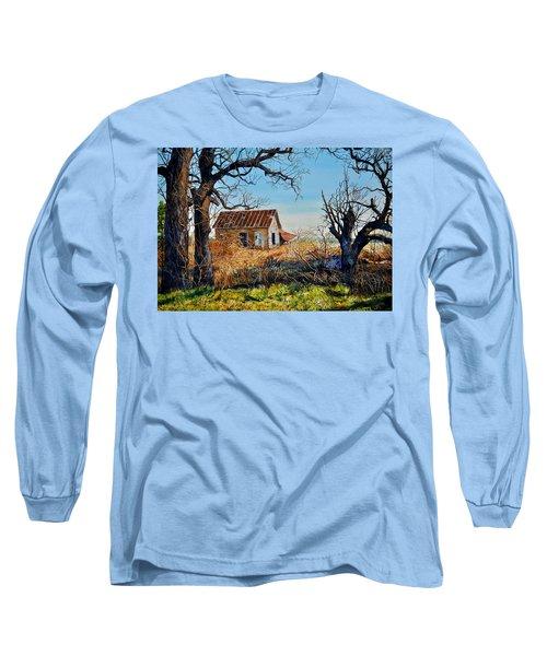 Long Time Passing II Long Sleeve T-Shirt