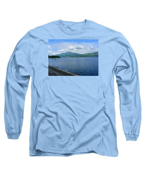 Loch Lomond Long Sleeve T-Shirt