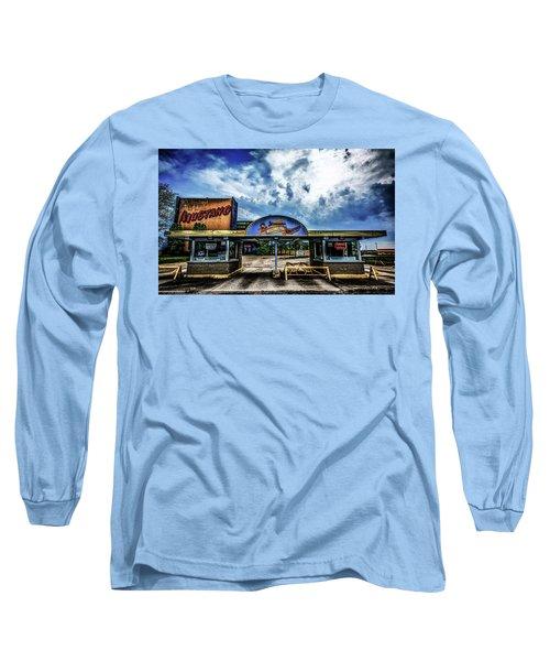 Mustang Drive In Long Sleeve T-Shirt
