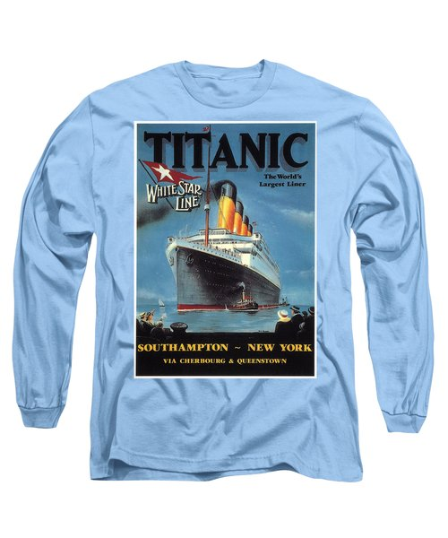 0065186 Long Sleeve T-Shirt by Titanic