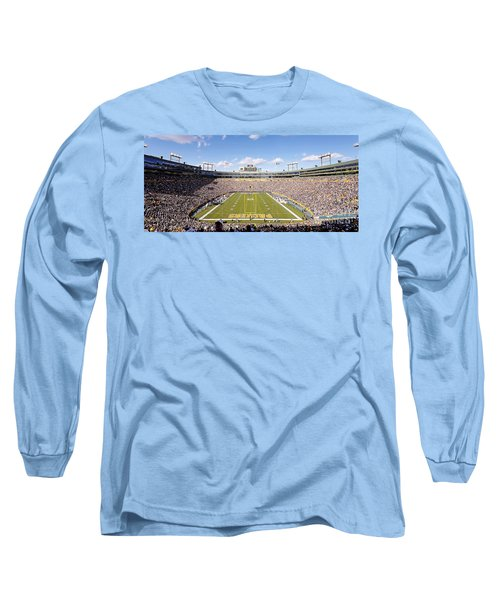 0991 Lambeau Field Long Sleeve T-Shirt