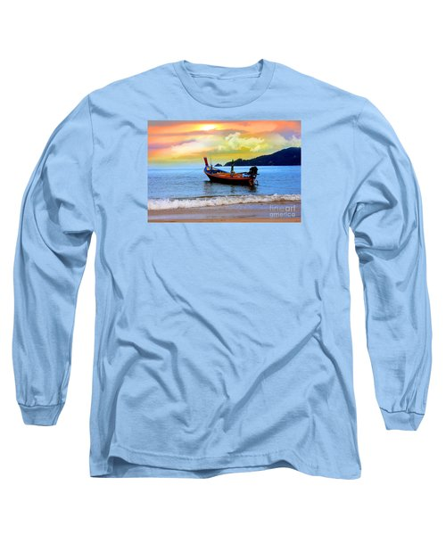 Thailand Long Sleeve T-Shirt