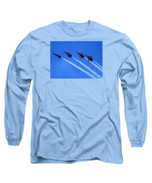 Angels Four Long Sleeve T-Shirt