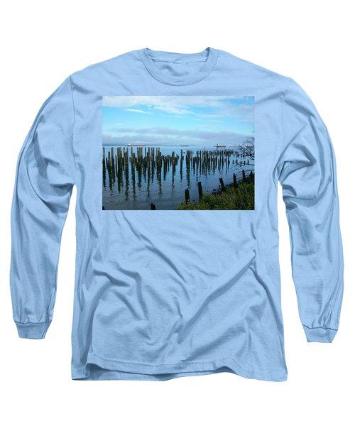 Astoria Ships II Long Sleeve T-Shirt