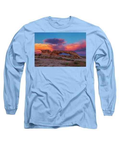 Burning Skies Long Sleeve T-Shirt