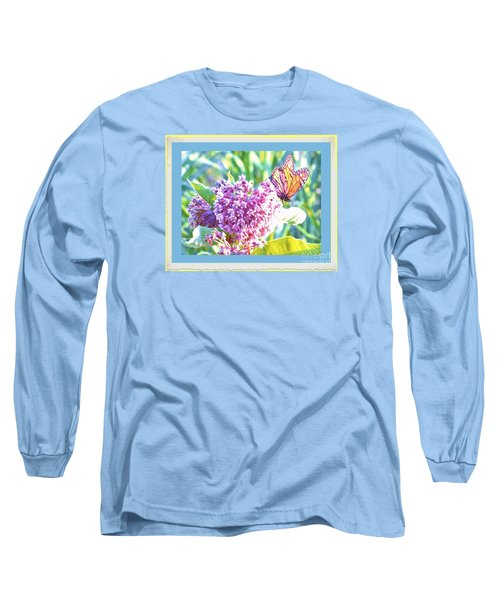 Butterfly Day 2 Long Sleeve T-Shirt