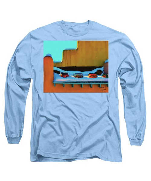 Christmas Morning Taos Long Sleeve T-Shirt