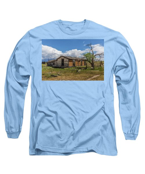 Cisco, Utah, Ghost Town Long Sleeve T-Shirt