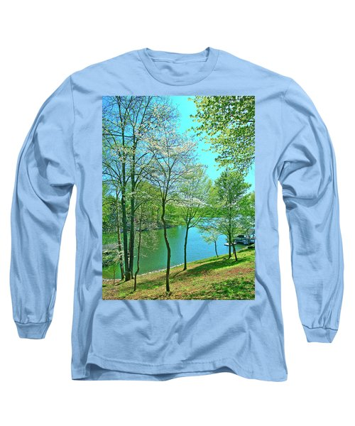 Cluster Of Dowood Trees Long Sleeve T-Shirt