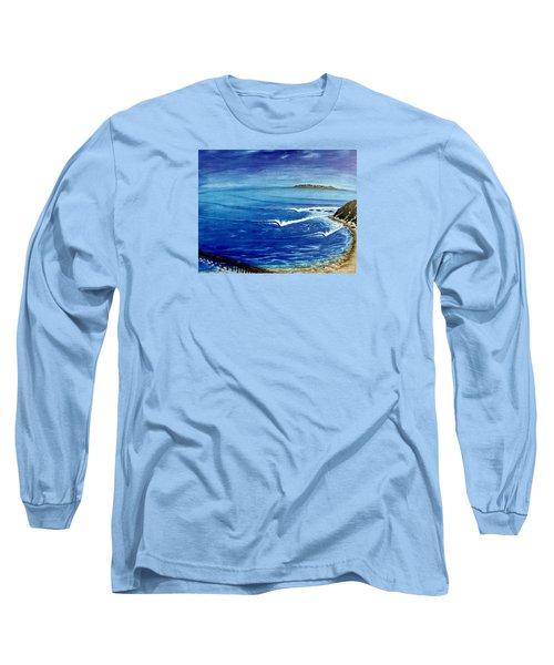 Dana Point 1950s Long Sleeve T-Shirt
