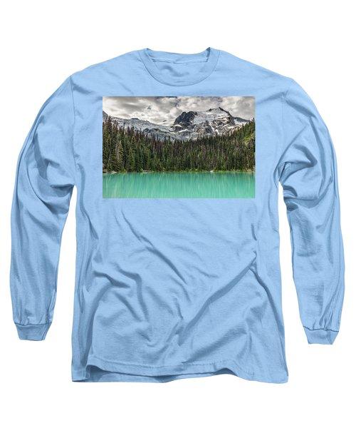 Emerald Reflection Long Sleeve T-Shirt