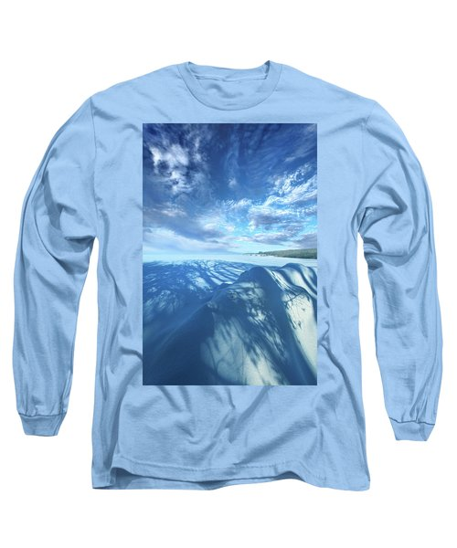 Long Sleeve T-Shirt featuring the photograph Far And Away by Phil Koch