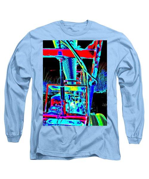 Feb 2016 35 Long Sleeve T-Shirt by George Ramos