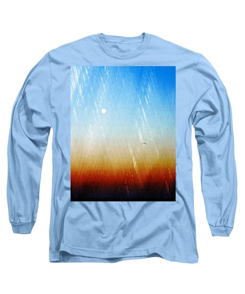 Flight Long Sleeve T-Shirt by Allen Beilschmidt
