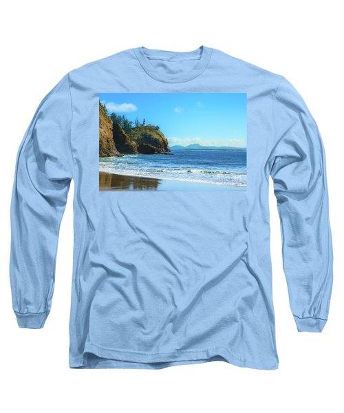 Long Sleeve T-Shirt featuring the photograph Great View by Robert Bales
