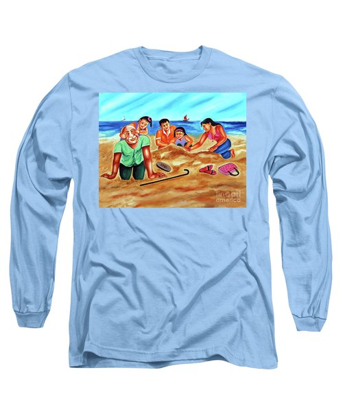 Happy Family Long Sleeve T-Shirt