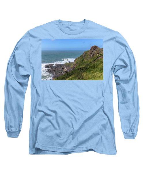 Hartland Point - England Long Sleeve T-Shirt
