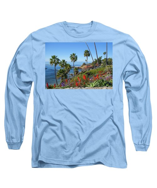 Heisler Park, Laguna Beach Long Sleeve T-Shirt