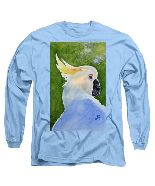 Hello, Cocky Long Sleeve T-Shirt