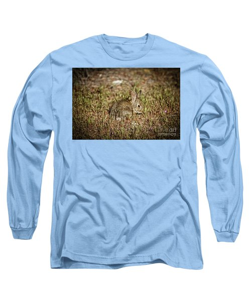 Long Sleeve T-Shirt featuring the photograph Here I Am by Robert Bales