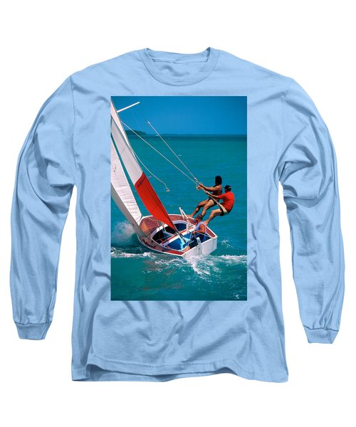 Hiked Out Long Sleeve T-Shirt