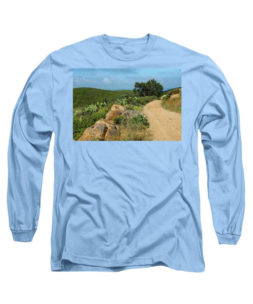 Hiking Trail Long Sleeve T-Shirt
