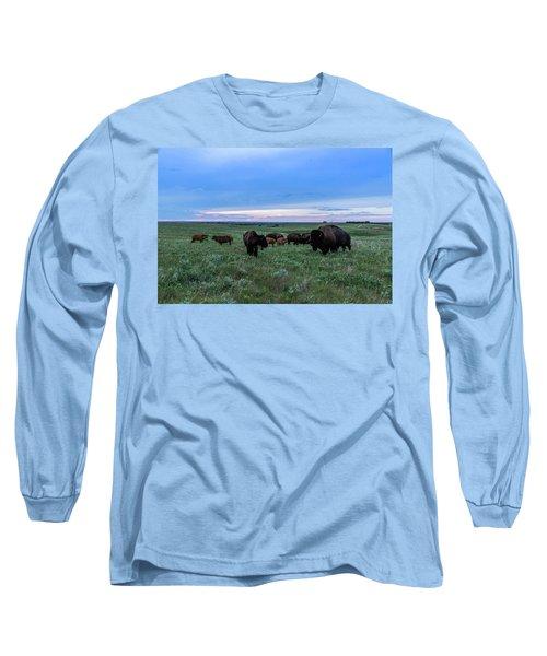 Home On The Range Long Sleeve T-Shirt