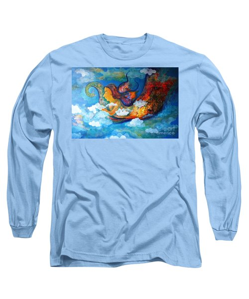 Inner Dream Long Sleeve T-Shirt by Sanjay Punekar