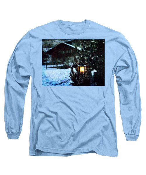 Lantern In The Woods Long Sleeve T-Shirt