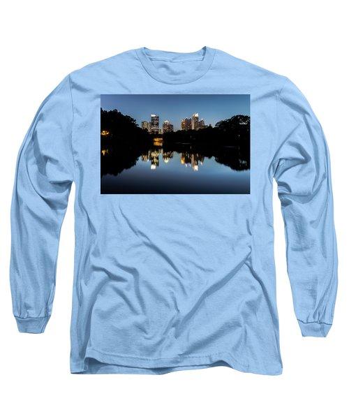 Midtown Skyline Long Sleeve T-Shirt