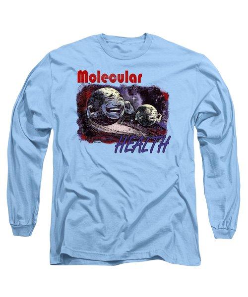 Molecular Health Long Sleeve T-Shirt