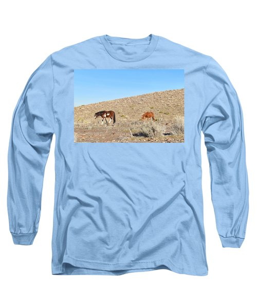 Mustangs Long Sleeve T-Shirt