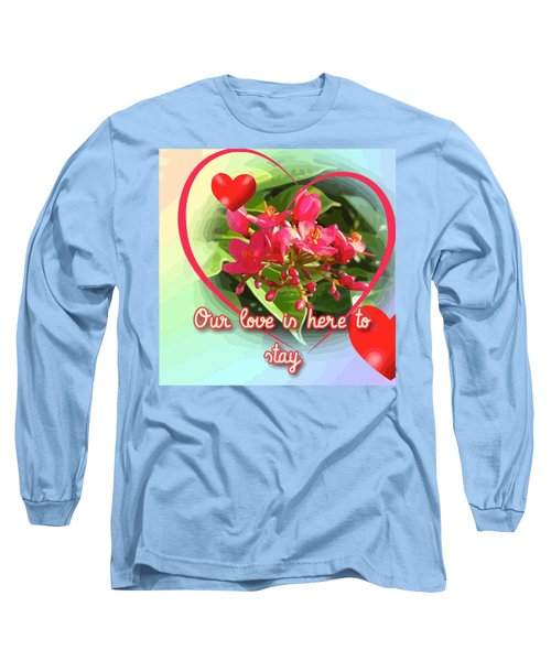 Our Love Is Here To Stay Long Sleeve T-Shirt