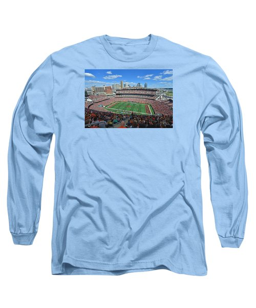 Paul Brown Stadium - Cincinnati Bengals Long Sleeve T-Shirt