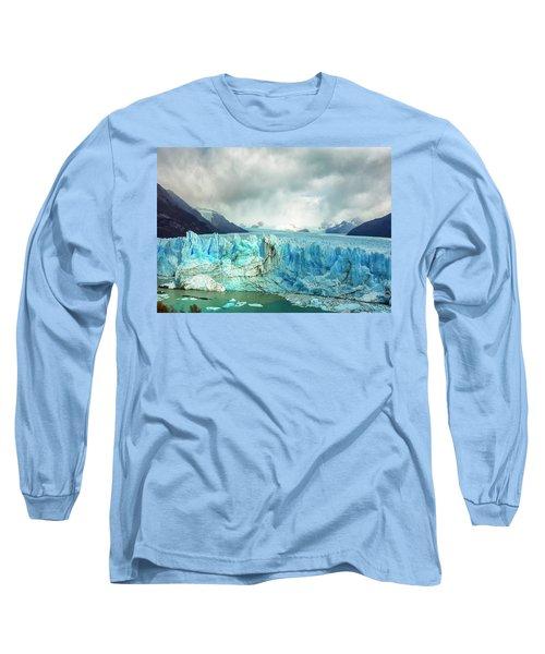 Perito Moreno Glacier Long Sleeve T-Shirt