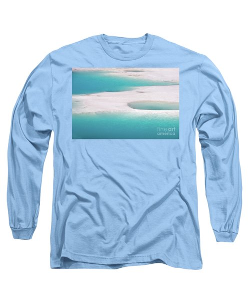 Porcelain Basin Long Sleeve T-Shirt