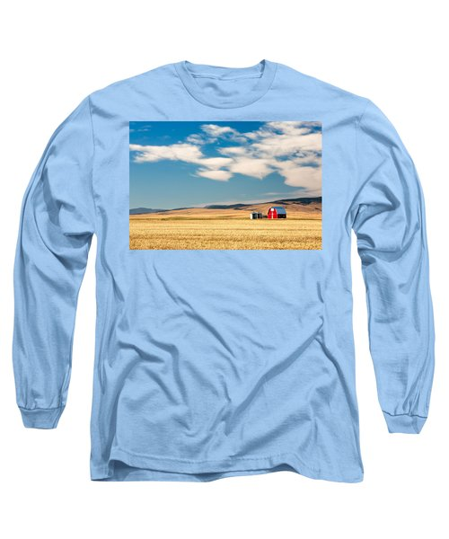 Prairie Red Long Sleeve T-Shirt