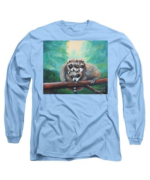 Racoons Long Sleeve T-Shirt