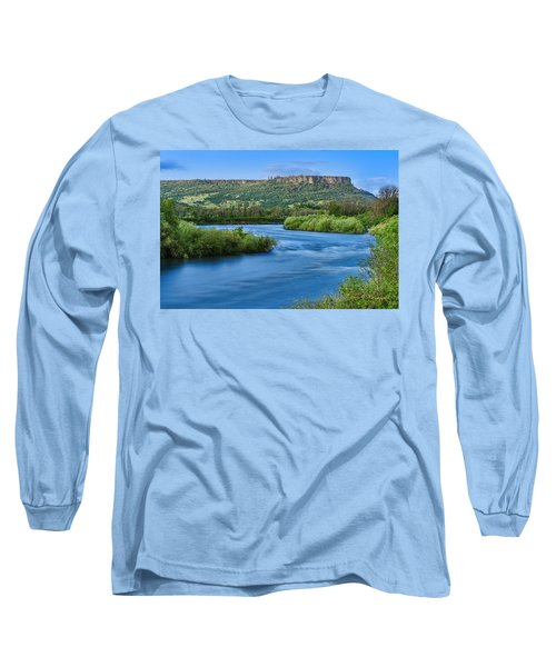 Rolling Along Long Sleeve T-Shirt