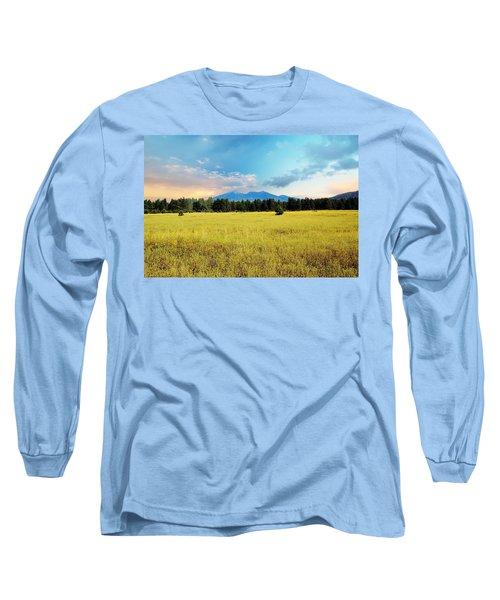 San Francisco Peaks  Long Sleeve T-Shirt