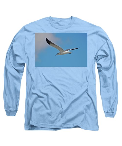 Long Sleeve T-Shirt featuring the photograph 1- Seagull by Joseph Keane