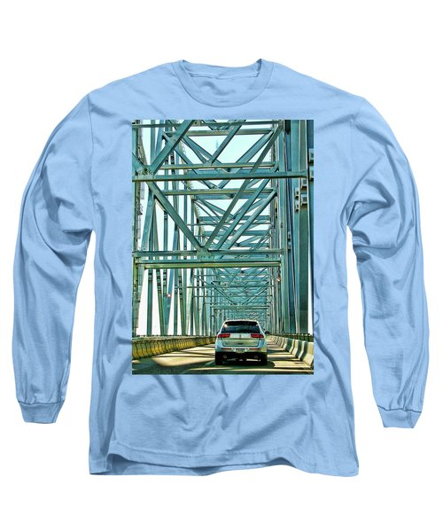 Long Sleeve T-Shirt featuring the photograph Smile by Rhonda McDougall