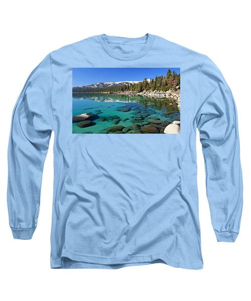 Spring Clarity Long Sleeve T-Shirt