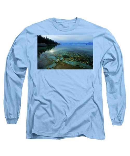 Tahoe Twilight Long Sleeve T-Shirt