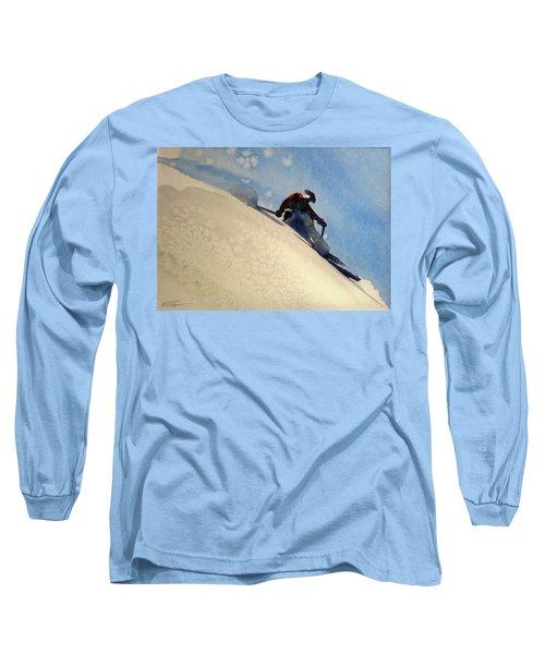 Taos Long Sleeve T-Shirt by Ed Heaton