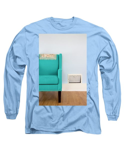 The Blue Chair Long Sleeve T-Shirt