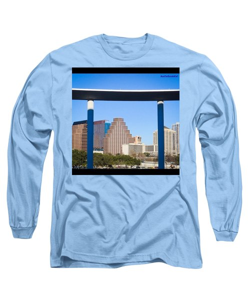 The Calm Before The #sxsw Storm - The Long Sleeve T-Shirt