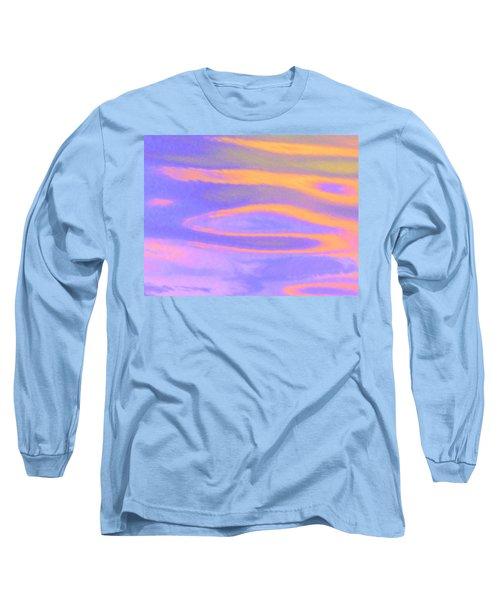 Threads Of Light Long Sleeve T-Shirt